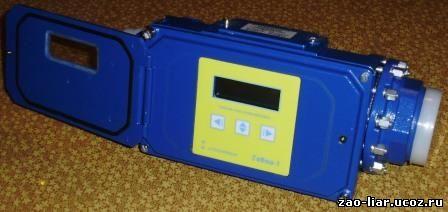 Счетчик газа ультразвуковой «ГОБОЙ-1»